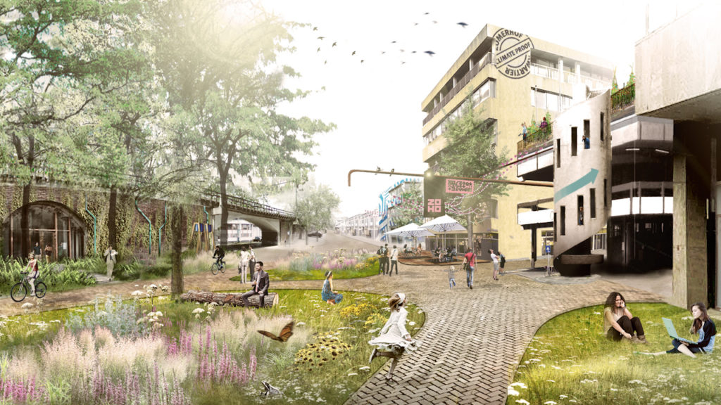 De urbanisten